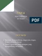 Tinea - Teja