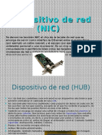Dispositivo de Red (Hub