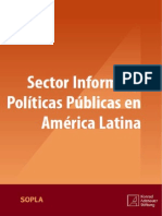 101881950 2010 Sector Informal y Politicas Publicas en El Peru