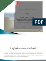 PRESENTACIÓN EN POWER POINT MÉTODOS PARA EJERCER UN CONTROL DIFUSO III