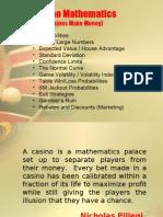 Casino Math