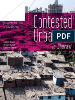 Contested Urbanism in Dharavi Academia Cn