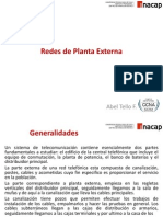 Redes de Planta Externa