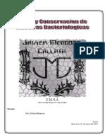 Informe Microbiologia - Laboratorio 4