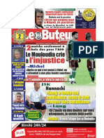 LE BUTEUR PDF du 02/09/2009