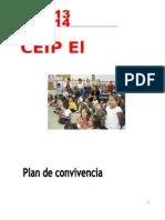 Plan de Convivencia 2013-14