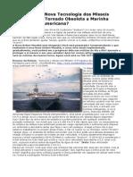 Teria a Nova Tecnologia dos Mísseis Russos Tornado Obsoleta a Marinha Norte-Americana