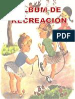 ÁLBUM DE RECREACIÓN