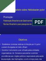 Helicobacter Pylori - Consenso