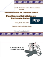 Planificacion Cusco CICAN 01