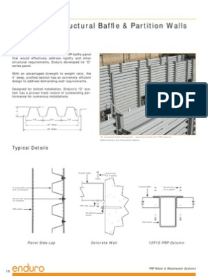 Manufacturing manufactory structures, parts of walls and partitions