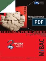 Archivio Opuscolo Puglia Bassa