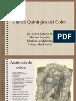 Patología quirurgica Colon