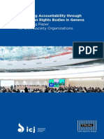 Promoting Accountability throughthe Human Rights Bodies in Geneva A Working Paper for Civil Society Organizations