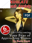 Annihilate Approach Anxiety