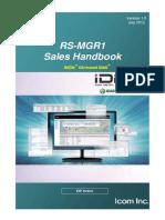 RS-MGR1 SalesHandbook Ver1.0