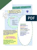 folleto segunda convocatoria1