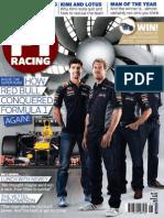 F1 Racing - January 2014