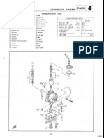 Honda NSR 150 RRW Parts Manual