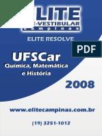 Ufscar 08 Qmh ELITE