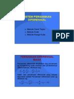 Metnum6-Persamaan-Diferensial