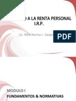 Impuesto a La Renta Personal-modulo1