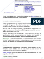 Analise Combinatória DOC1