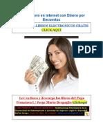 Ganar Dinero en Internet Con Dinero Por Encuestas
