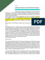 No es copia autorizada de escritura pública la fotocopia autorizada por notario distinto