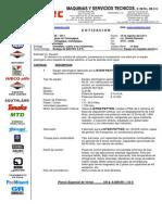 2011-346 Grupo Electrógeno LISTER PETTER LLD95 para Aguas de Comayagua