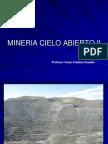 Mineria Cielo Abierto II