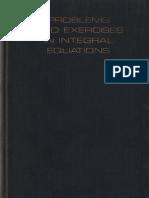 Problems and Exercises in Integral Equations-krasnov-kiselev-makarenko