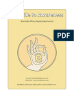 A Guide to Awareness