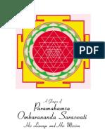 Glimpse - Sri Pramahamsa Omkarananda Saraswati