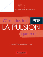 Bouchoux, Jean-Charles - La Pulsion
