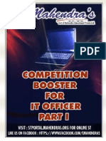 IT Officer Part 1
