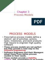 Process Models 3