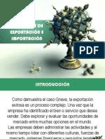 E2- Cap 13 ESTRATEGIA DE EXPORTACIÓN E IMPORTACIÓN