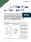 Fatigue Failures in Pumps - Part 3