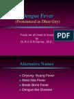 Dengu Fever-ppt