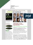 Verdexchange VX2014 January 26-28, 2014