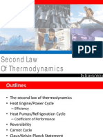 05-Second Law of Thermodynamics