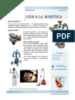 INTRODUCCION A LA ROBÓTICA - REVISTA 1