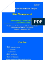 Wp13 Risk Management