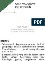 Limfoma (Kuliah 3a Ipd III)
