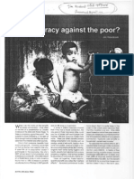 2008 April Asian Water a Conspiracy Against the Poor