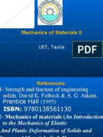 Mechanics of Materials II(1)