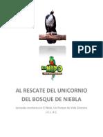 Al Rescate Del Unicornio Del Bosque de Niebla