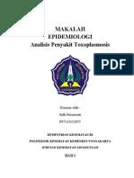 MAKALAH Toxoplasma Gondi