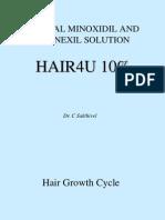 Hair4U 10% Medical